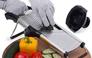Mandolinas de cocina para verduras